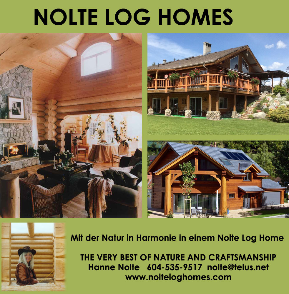 Nolte Log Homes