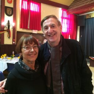 Erna Schaefer und Rolf Bruehlhart