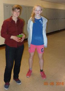 Annett Melhorn and Natalya