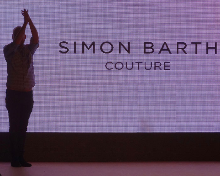 Simon Barth, Fashion Designer in Vienna
