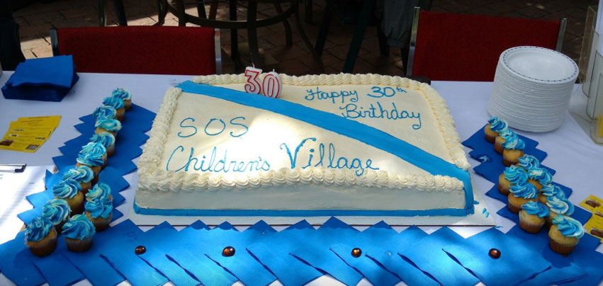 Cake for 30th Birthday