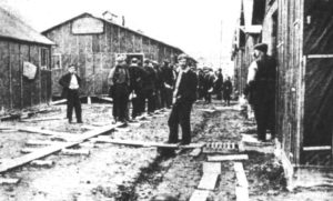 Vernon Internment Camps